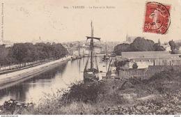 CPA Vannes - Le Port Et La Rabine - 1909 (31485) - Vannes