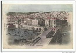 ALGER , Vue Générale , 1905 ( Timbre D' INDO-CHINE ) - Alger