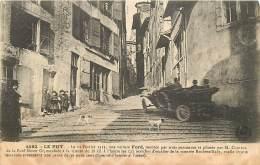 43 , LE PUY EN VELAY , Automobile Ford Piloté Par Courtot Le 12 Fevrier 1913 , CF * 344 20 - Le Puy En Velay