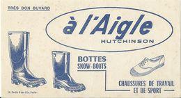 BUVARD ANCIEN A L'AIGLE HUTCHINSON - Shoes