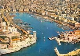 MARSEILLE Le Vieux Port 17(scan Recto-verso) MA1828 - Marseilles