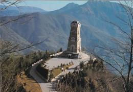 SACELLO OSSARIO DEL M PASUBIO M 1283. GARAMI TBE ITALY ITALIE-BLEUP - Monuments