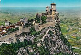 REPUBLICA DI S. MARINO. LA CITTA E LA MURA CASTELLANE. CESARE CAPELLO. TBE -BLEUP - San Marino