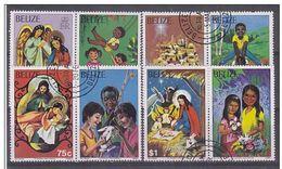 LOTE 1532 /// (C060) BELICE   YVERT Nº: 504/511  2 SCANS     // CATALOG./COTE: 4,75€ - Belice (1973-...)