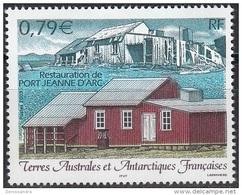 TAAF 2003 Yvert 350 Neuf ** Cote (2015) 3.20 Euro Restauration De Port Jeanne D'Arc - Terres Australes Et Antarctiques Françaises (TAAF)