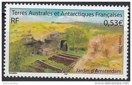 TAAF 2006 Yvert 438 Neuf ** Cote (2015) 2.00 Euro Jardin Sur L'île D'Amsterdam - Terres Australes Et Antarctiques Françaises (TAAF)
