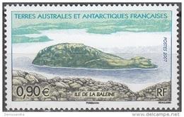 TAAF 2007 Yvert 455 Neuf ** Cote (2015) 3.60 Euro L'île De La Baleine - Terres Australes Et Antarctiques Françaises (TAAF)