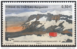 TAAF 2016 Cirque Du Château Kerguelen Neuf ** - French Southern And Antarctic Territories (TAAF)