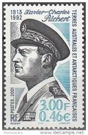 TAAF 2001 Yvert 292 Neuf ** Cote (2015) 1.50 Euro Xavier-Charles Richert - Terres Australes Et Antarctiques Françaises (TAAF)