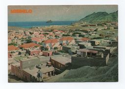 CAP VERT CABO VERDE 1970years Postcard MINDELO AFRICA AFRIKA AFRIQUE - Cap Vert
