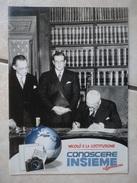 Conoscere Insieme - Opuscoli - La Costituzione, Il Giardino Dei Giusti, Bandiere Del Mondo - IL GIORNALINO SAN PAOLO - Libri, Riviste, Fumetti