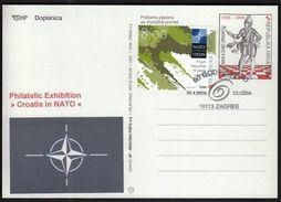 Croatia Zagreb 2009 / NATO 60th Anniversary / Philatelic Exhibition - Kroatien