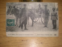 1914, Petit Attelage De Campagne Indien (V3) - India