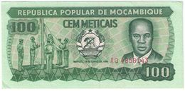 100 Meticais/ Republica Popular De Moçambique//Date  1983                                                      BILL178 - Mozambique