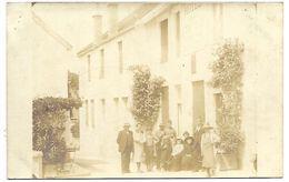 PONS - HOTEL DU FER D'OR - CARTE PHOTO - Pons