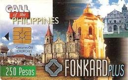 *FILIPPINE* - Scheda A Chip Usata - Philippines