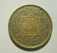 Morocco 50 Francs - Morocco