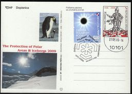 Croatia Zagreb 2009 / Protection Of Polar Areas And Icebergs - Croacia