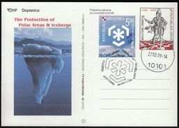 Croatia Zagreb 2009 / Protection Of Polar Areas And Icebergs - Croatie