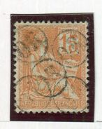 Superbe N° 117 Cachet OR - 1900-02 Mouchon