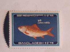 BANGLADESH  1983  Lot # 19   FISH - Bangladesh