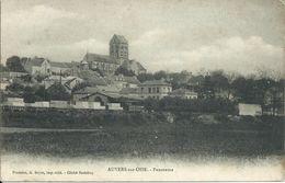 Auvers Sur Oise :Panorama. - Francia