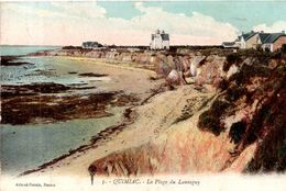 Quimiac - La Plage Du Lanneguy, 1924 - France