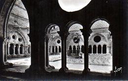 CPSM NARBONNE 11 Abbaye De Fontfroide Cloitre - Narbonne