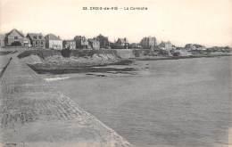 85 - CROIX-de-VIE - La Corniche - Saint Gilles Croix De Vie