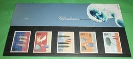 GB UK 1662-1666 Weihnachten - Gemälde Von Laura Staddart --- Presentation Pack 1996 (Foto)(71416) GGG - Presentation Packs
