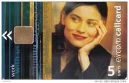 IRELAND - Girl, Work With Us, Tirage 5000, 10/99, Used - Ireland