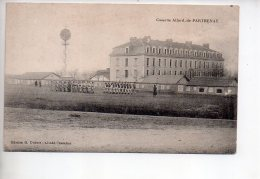 REF 306  : CPA 79 PARTHENAY La Caserne Allard - Parthenay