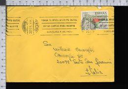 C2275 ESPANA Postal History 1972 HISPANIDAD 8ptas (m) - 1931-Oggi: 2. Rep. - ... Juan Carlos I