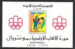 L. A. R.  621    **   OLYMPICS  1976  MONTREAL - Libya