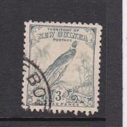New Guinea SG 180 1931 Raggiana Bird No Date 3d Blue Used - Papua New Guinea