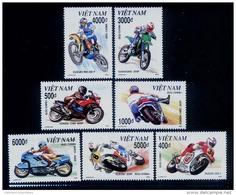 Vietnam Viet Nam MNH Perf Stamps 1992 : Racing Motorbike / Suzuki / Honda / Kawasaki (Ms640) - Vietnam