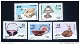 Vietnam Viet Nam MNH Perf Stamps 1998 : Handicraft / Duck (Ms768) - Vietnam