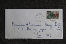 Lettre De CERS à PARIS - France