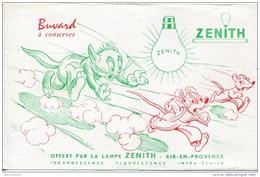 Buvard- Lampe Zénith - Electricity & Gas