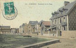 WIMEREUX - Boulevard De La Plage. - Andere Gemeenten