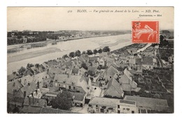 41 LOIR ET CHER - BLOIS Vue Générale En Amont De La Loire - Blois