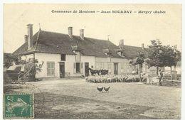 MERGEY Jules Sourdat Commerce De Moutons, Très Rare - France