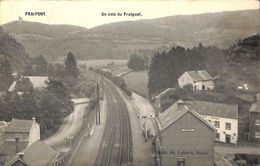 Fraipont - Une Coin De Fraipont (gare, Café Edit. Os. Lahaye, Vers Jemappes) - Trooz