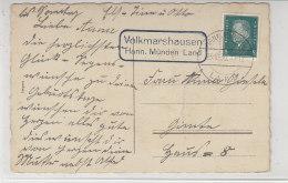 LANDPOST Volkmarshausen Hann. Münden Land 25.10.30 - Deutschland