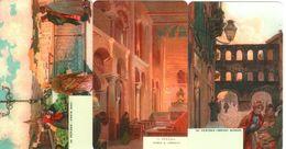 NUOVE--(Mint)-1837/39- TELECOM ITALIA-  VERONAFIL 102 -3 SCHEDE - Italia