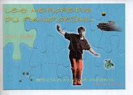 REF 296  : CPM Cart'com Bouguenais Centre Culturel Piano'cktail - Bouguenais