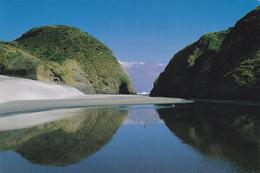 Big Postcard Of Wharariki Beach,Golden Bay,New Zealand,L42. - New Zealand