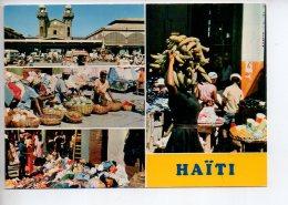 REF 296  : CPSM Haiti Multivues Port Au Prince - Haïti