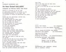 Octaaf Hallaert (1902-1987) - Images Religieuses