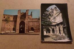 CAHORS - Les Remparts, Porte St Michel - La Cathédrale Vue D'une Galerie Du Cloître ( 46 Lot ) - Cahors